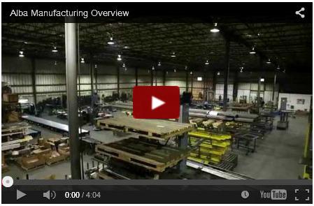 Alba Manufacturing Newsletter - Alba Video
