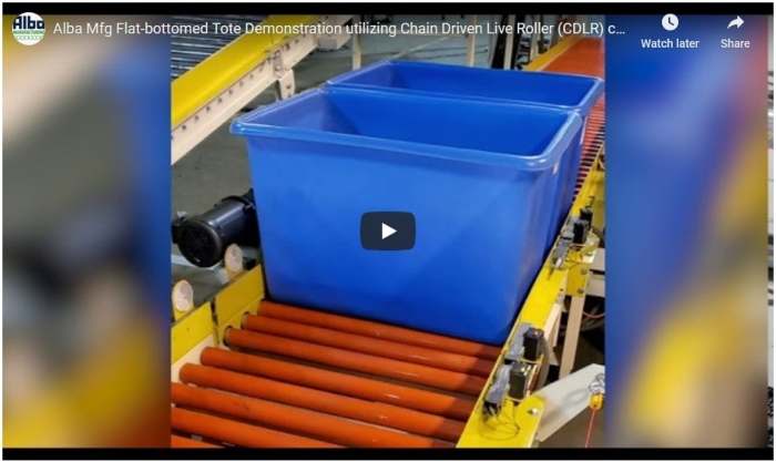 Alba Manufacturing Newsletter - Video