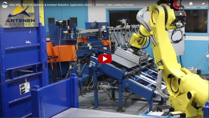 Alba Manufacturing Newsletter - Video