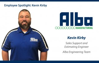 Alba Manufacturing - Kevin Kirby