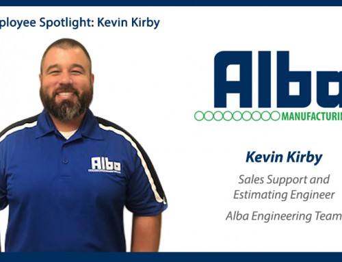 Meet Team Member Kevin Kirby!