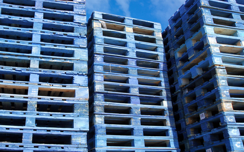 Alba Manufacturing - CHEP Pallets
