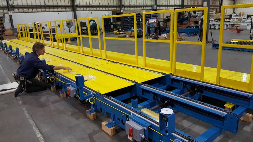 Alba Manufacturing - Conveyor Accessories
