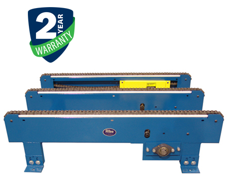 Alba Manufacturing - Drag Chain Conveyor