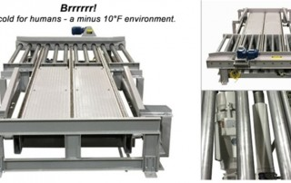 Alba Manufacturing - Frozen Conveyor