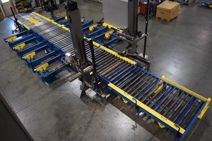 Alba Manufacturing - Valet Parking for Pallets