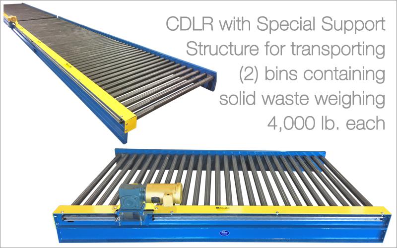 Alba Manufacturing - CDLR Conveyor