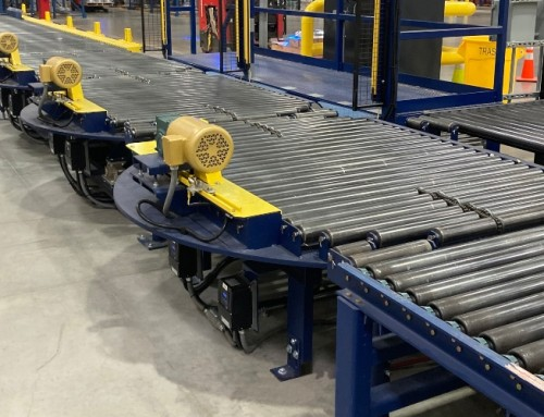 Pallet Stretch Wrap Lines for Spooled Wire Manufacturing