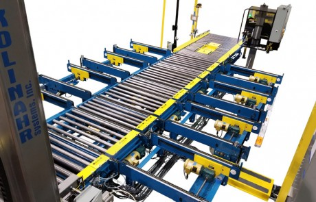 Alba Manufacturing - Valet Parking for Pallets