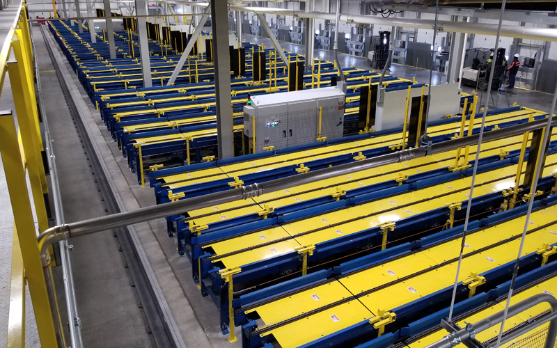 Alba Manufacturing - Finished Product to Storage and Shipping