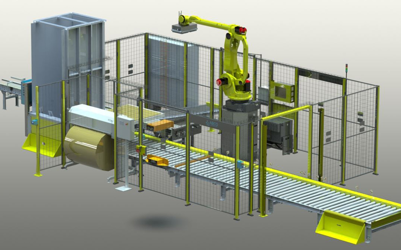 Alba Manufacturing - Using Robotics to Satisfy a Sweet Tooth