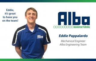 Alba Manufacturing - Eddie Pappalardo