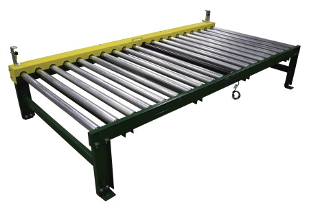 Alba Manufacturing - Motorized Driven Roller Conveyor