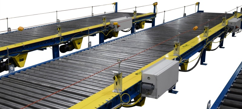 Alba Manufacturing - Conveyor Trifecta: Flexible, Dependable with Substantial Cost Savings