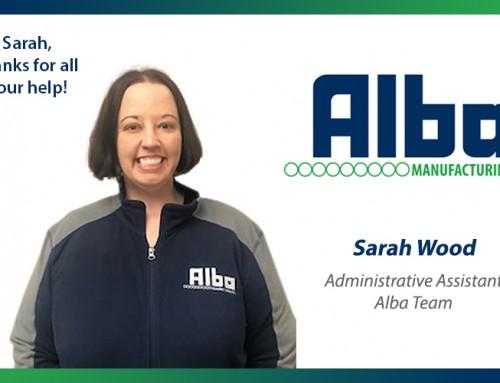 Say Hello to Team Member Sarah Wood!