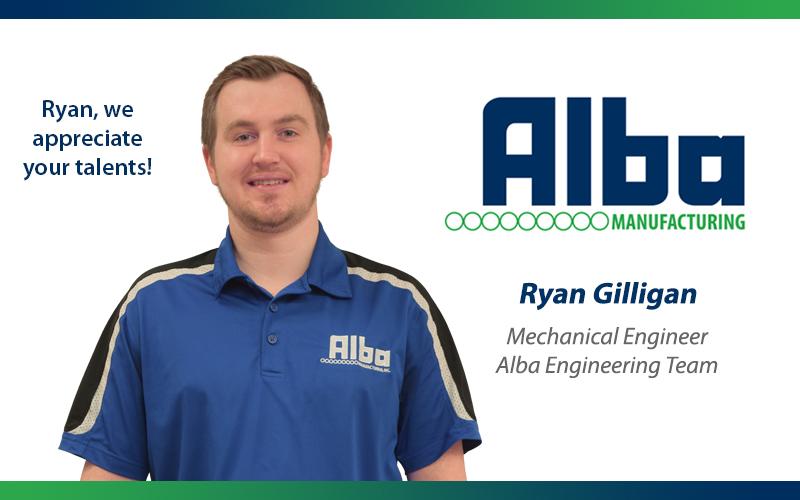 Alba Manufacturing - Ryan Gilligan