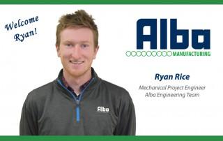 Alba Manufacturing - Ryan Rice