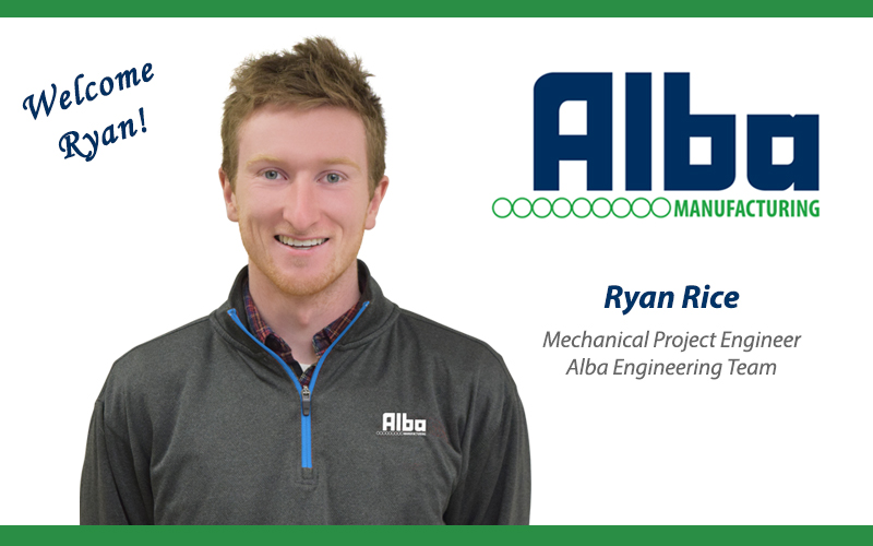Alba Manufacturing - Ryan Rice