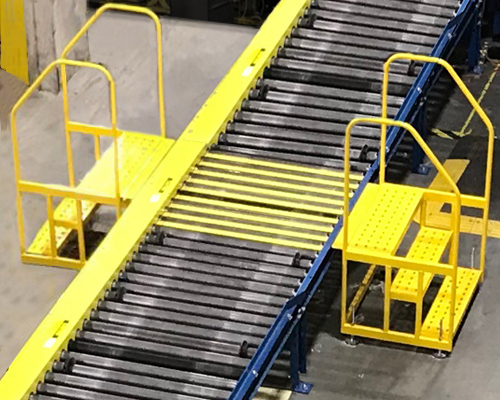 Alba Manufacturing - Conveyor Cross Overs