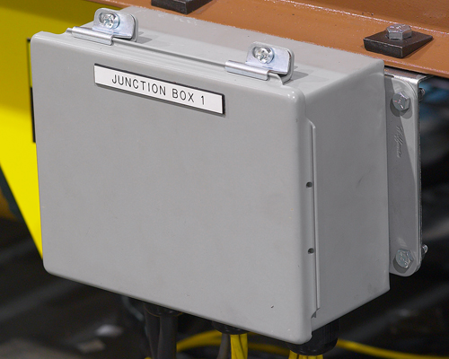 Alba Manufacturing - Junction Box