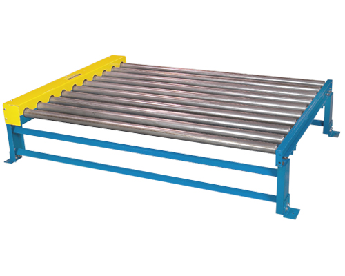 "Alba Manufacturing - Chain Driven Live Roller Conveyor - 1.9"" Diameter Rollers"