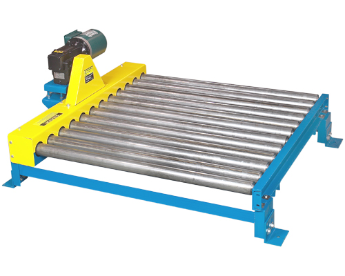 Alba Manufacturing - Chain Driven Live Roller Conveyor - 2-9/16