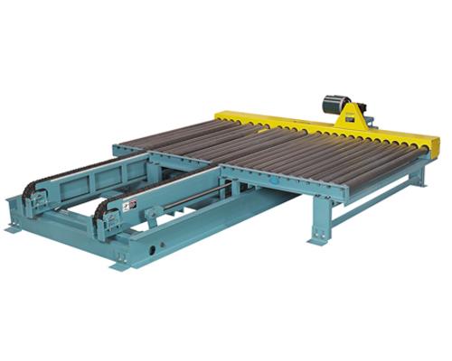 Alba Manufacturing - Through-Frame Transfer