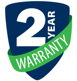 Alba Manufacturing - Two Year Warranty Shield