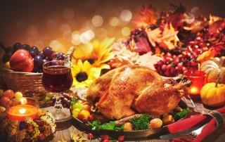 Alba Manufacturing - Thanksgiving Holiday