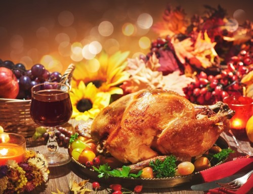 Happy Thanksgiving from Alba Manufacturing!
