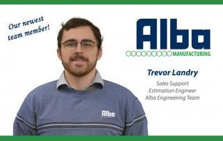 Alba Manufacturing - Trevor Landry